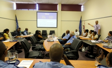 Traffic Services Strategic Workshop