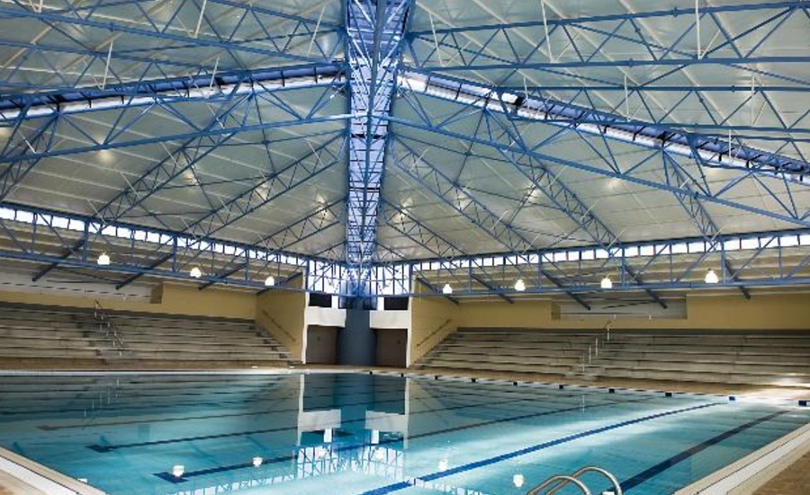 Blue Downs Swimming Pool Bergstan South Africa