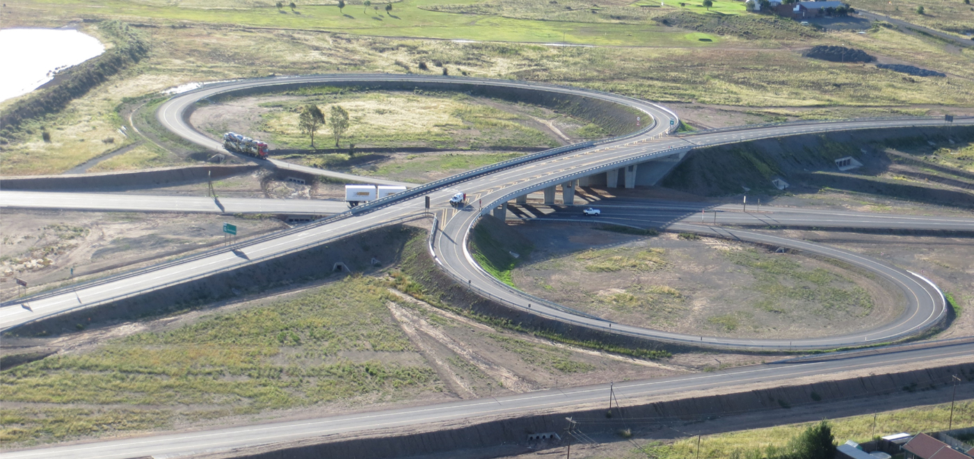 02 - Colesberg Interchange