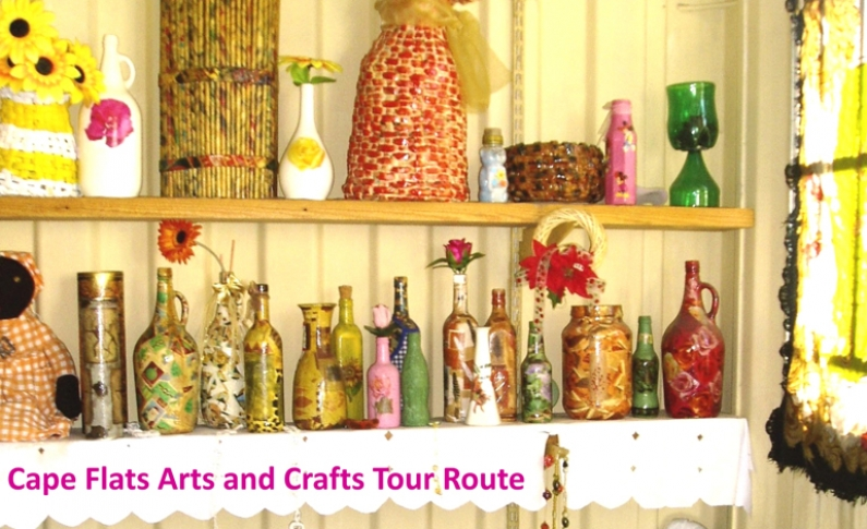 Cape Flats Arts and Crafts Tour Route