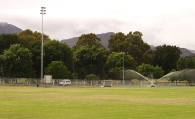 Paarl Hockey Field Restitution Development Planning