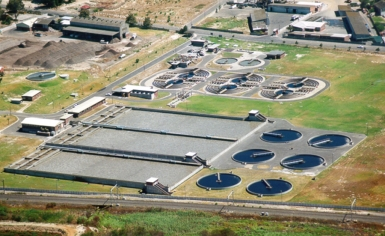 Bellville Wastewater Treatment Works